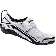 - Sapatilha Shimano Tr32 Branca Tam:44br Triathlon