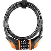 Cadeado Onguard 8169 Neons Cabo Lock Codificado Com Senha