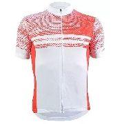 - Camisa Mauro Ribeiro Light Branca Com Vermelho