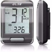 - Velocimetro Para Bicicleta Echowell Bl 9w 9 Funções Wireless