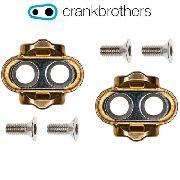 Taco Crank Brothers Premium 6º Pedal Mtb Egg Beater 1 Par