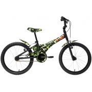 Bicicleta Groove Aro 20 Camuflada Verde Tito