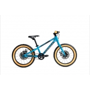 Bicicleta Alum Grom Aro 16 Aqua/Pto