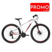 Bicicleta Caloi Vulcan Aro 29 TAM 17 Branca