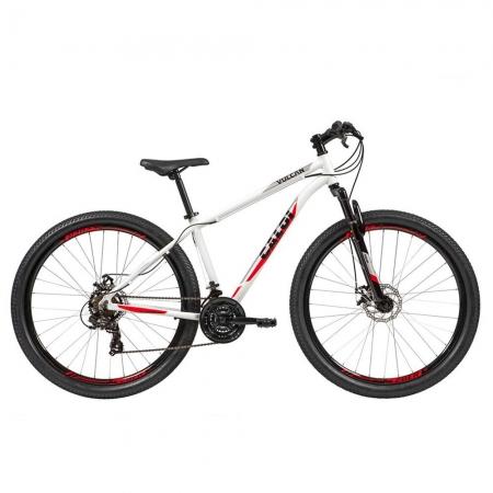 Bicicleta Caloi Vulcan Aro 29 TAM M Branca