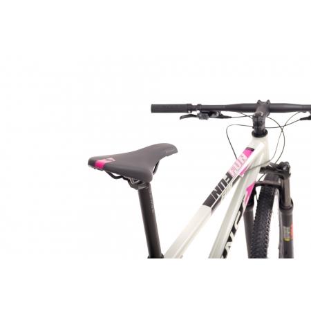 BICICLETA FUN COMP 2021 CZA/ROXO TAM S