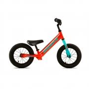 Bicicleta Infantil Groove Balance Laranja com Verde Aro 12