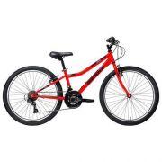 Bicicleta Infantil Groove Ragga  vermelha  aro 24