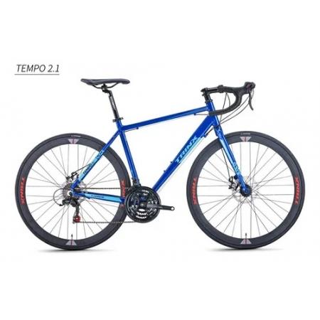 Bicicleta Trinx Tempo 2.1 TAM 50 Azul