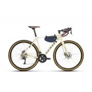 Bicicleta Versa Comp 2021/22 Creme/ Verde TAM 55