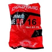 Câmara De Ar Aro 16 X 1.50/1.75 Chaoyang Bico Grosso 33mm