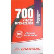 Câmara para pneu Chaoyang 700x18/23x Válvula 60mm