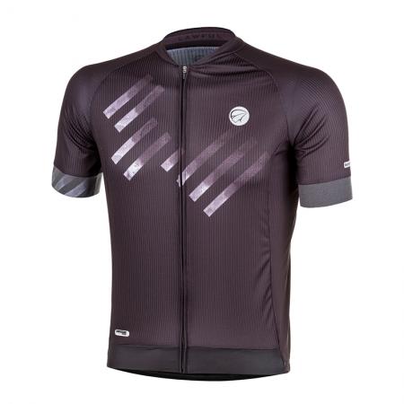 Camisa Ciclismo Masculina Mauro Ribeiro Lawful Preta