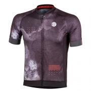 Camisa Ciclismo Mauro Ribeiro Expertise Masculina Preto