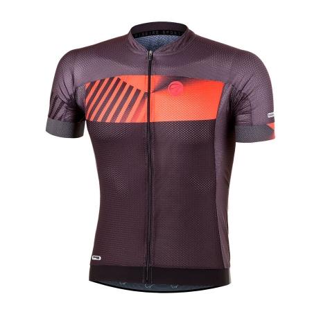 Camisa Ciclismo Mauro Ribeiro Masculina Color Cinza