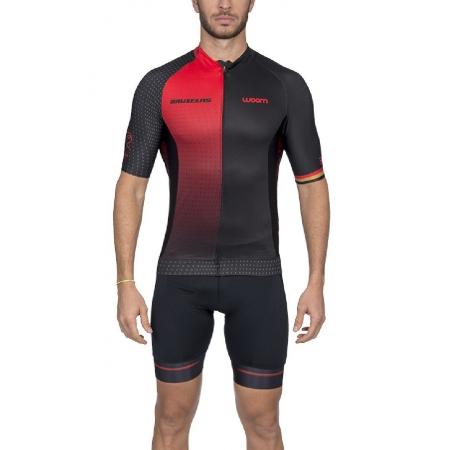 Camisa Ciclismo Supreme Bruxelas Masculina