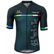 Camisa De Ciclismo Masculina Royal Pro Fizik Crankbrothers