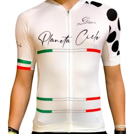 Camisa Mauro Ribeiro Personalizada Planeta Ciclo Wave