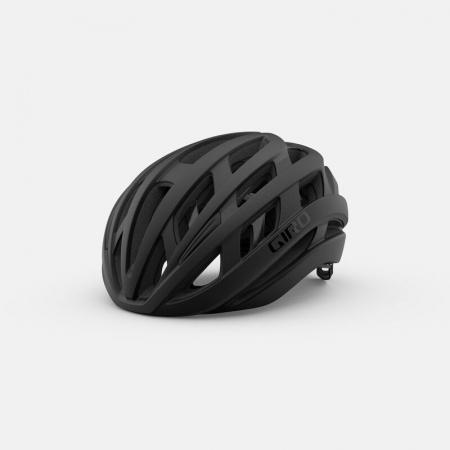 Capacete Ciclismo Giro Helios Spherical Preto Fosco TAM M