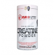 Creatina Powder 300G Euronutry