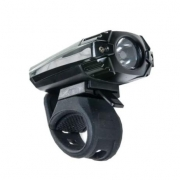 Farol P/ Bike Absolute Jy-7028 120 Lúmens Preto