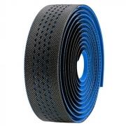 Fita De Guidão Velo Vlt-3079 Com Gel Preto/Azul