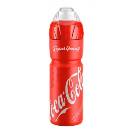 Garrafa Plástico Elite Coca Cola Vermelho 750ml