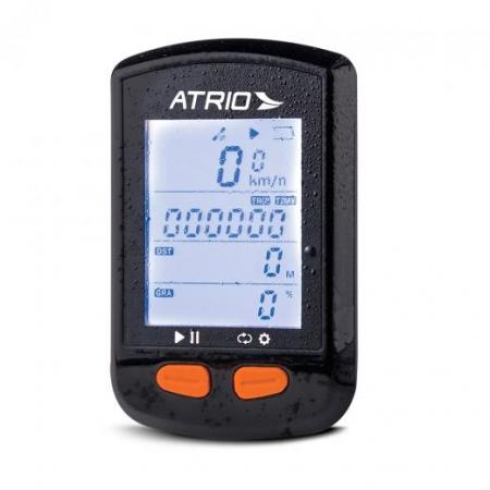 Gps Atrio Steel Bi132 Bluetooth Cadencia Bike Ciclismo