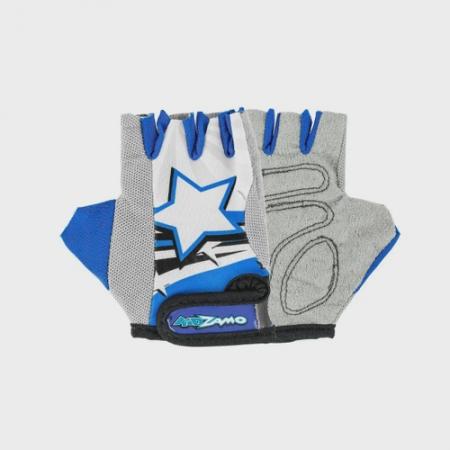 Luva Infantil Kidzamo Aberta Kz-025 Estrela Azul
