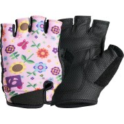Luvas de ciclismo Bontrager infantil Rosa florida