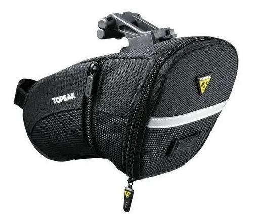 Bolsa De Selim Topeak Aero Wedge Pack L + Brinde
