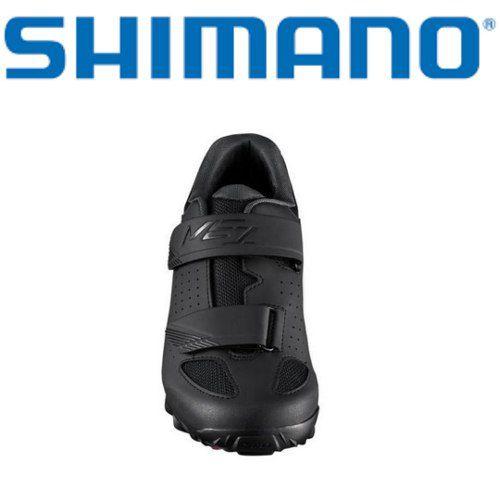 9a108b383 - Sapatilha Shimano Mtb Sh-me100 Preta Promoção Original Spd - Planeta  Ciclo - Bike Service