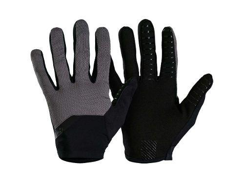 - Luva Bontrager Rhythm Glove Charcoal