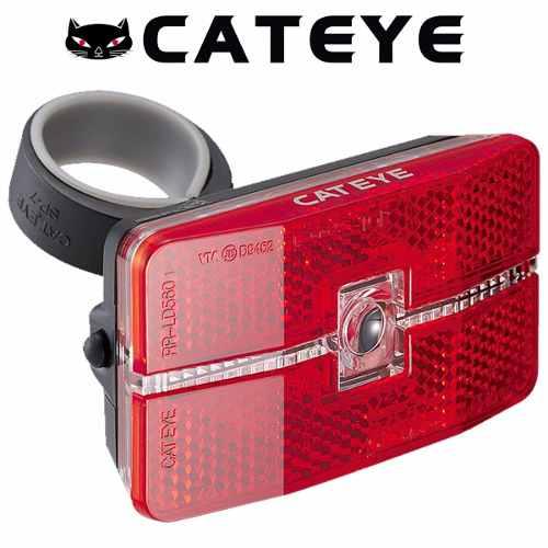 Luz Traseira E Refletivo Cateye Reflex Auto Tl Ld570