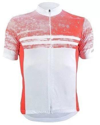 - Camisa Mauro Ribeiro Light Branca Com Vermelho Liquidação