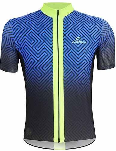 - Camisa Mauro Ribeiro Maze Azul