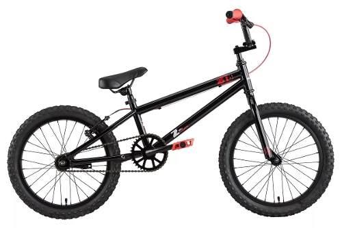 - Bicicleta Haro Bikes Bmx Z-18 Aro 18 - Preto Metálico