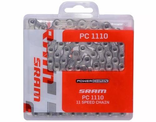 - Corrente Sram Pc 1110 11v C/ Power Chain 259g