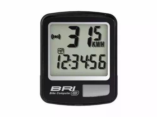 - Velocimetro Para Bicicleta Echowell Bri-8