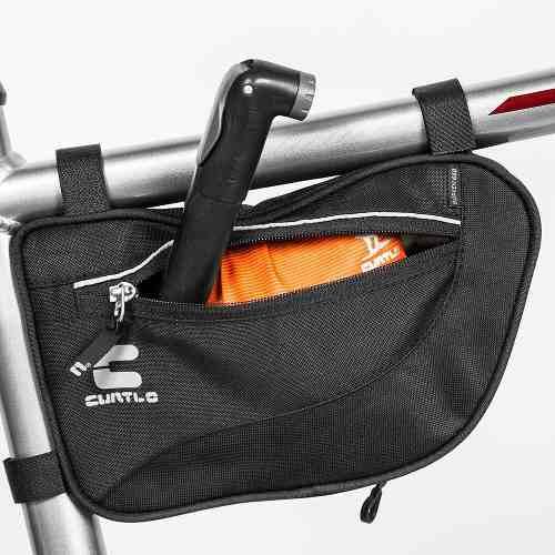 - Bolsa De Quadro Curtlo Frame Bag 1,6 Litros 114 Gramas