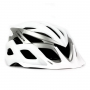 Capacete Ciclismo Absolute Wild Flash Branco/Preto Tam Único