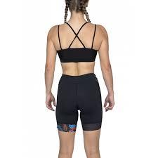 Bermuda De Triathlon Woom 140 Fantasy Feminina 2020