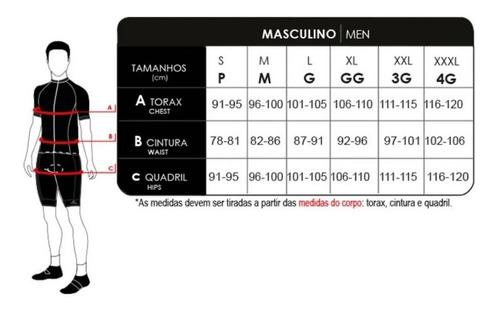 Bermuda Masculina Mauro Ribeiro Light Tour Masc 2.0
