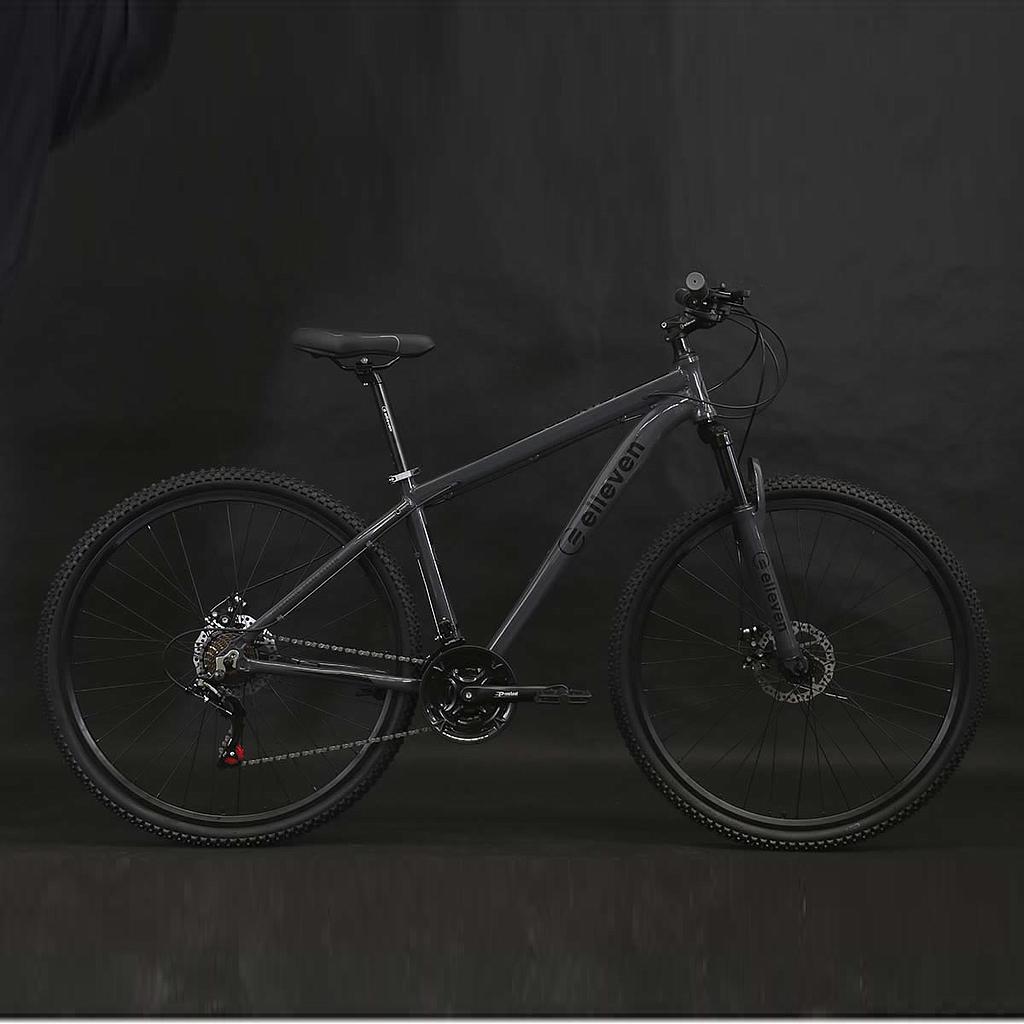 Bicicleta Elleven Aro 29 TAM 17 Preta Gear