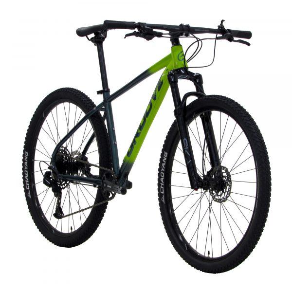 Bicicleta Groove Ska 70.1 12V VERDE LIMAO/VD TAM L