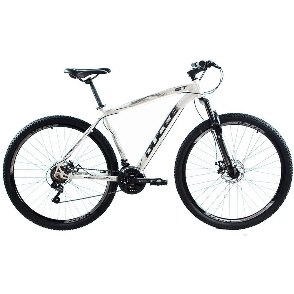 Bicicleta 29 Vision GT X2 Branca Tamanho 17