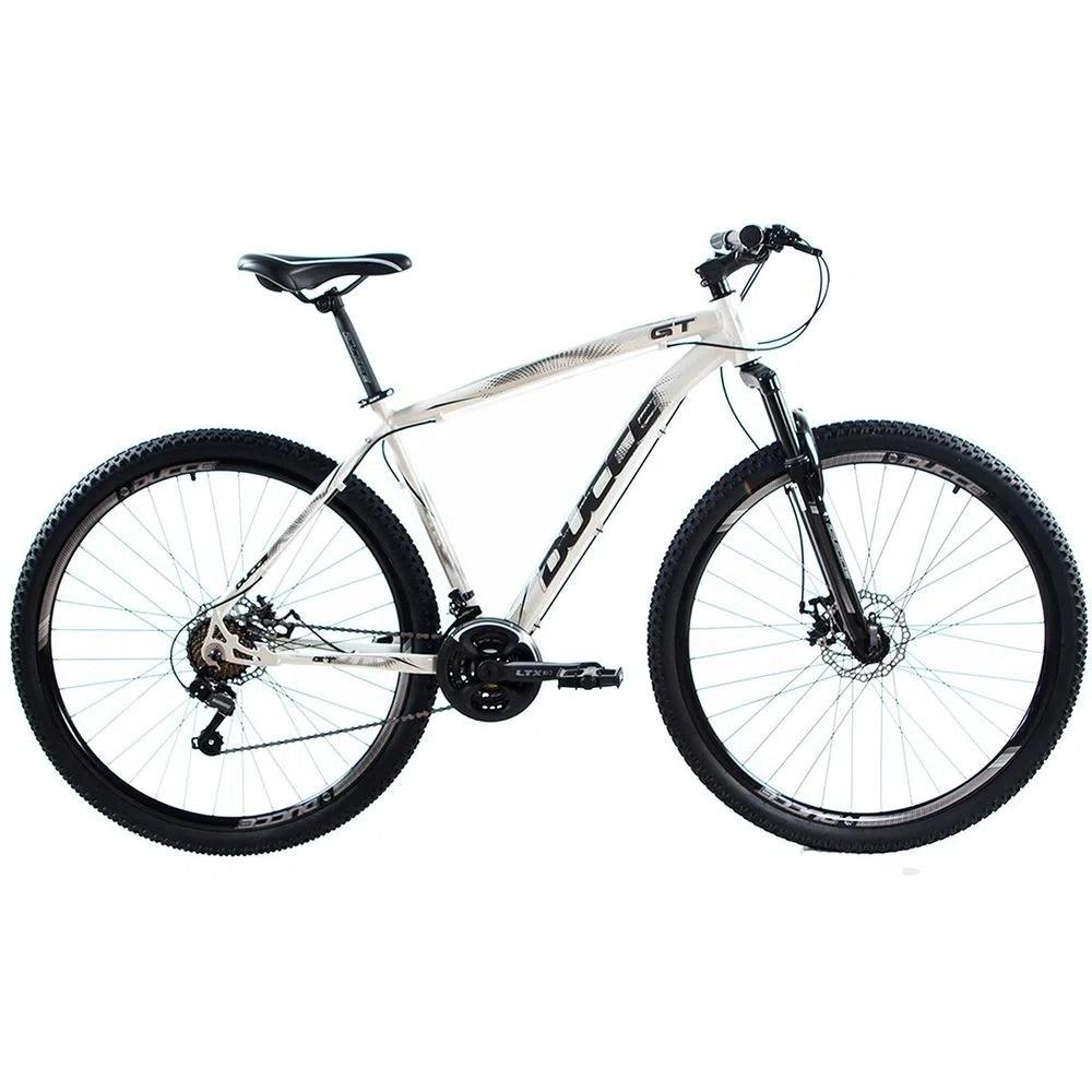 Bicicleta 29 Vision GT X3 Branca Tamanho 17