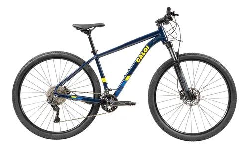 Bicicleta Caloi Explorer Expert Tam 17 Azul