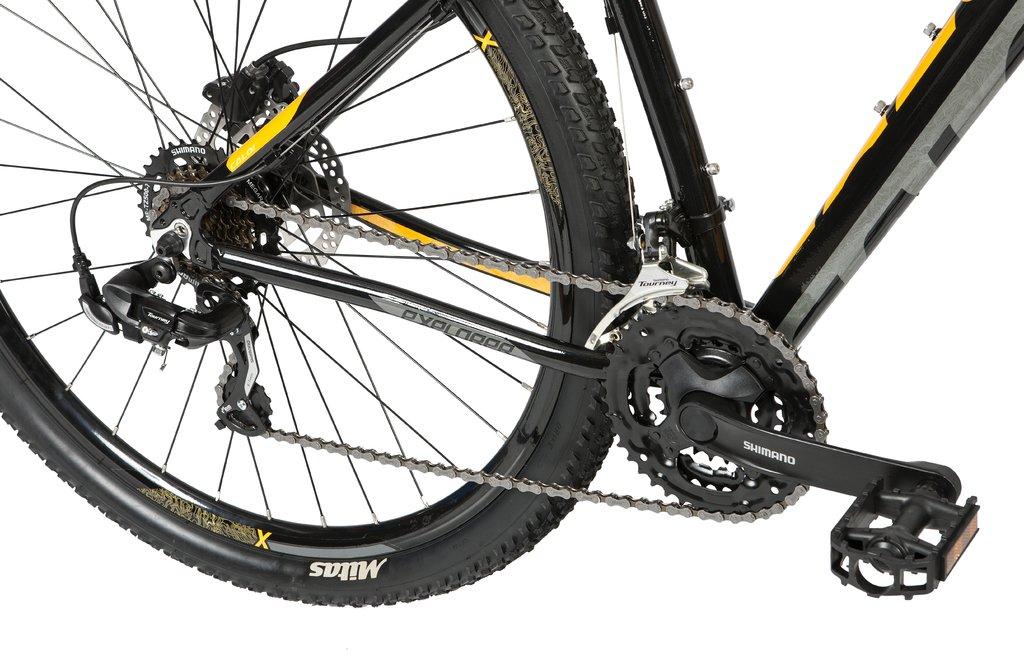 Bicicleta Caloi Explorer Sport TAM 19 Preto