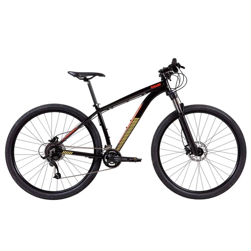 Bicicleta Caloi Moab Aro 29 Tam 21 Preto